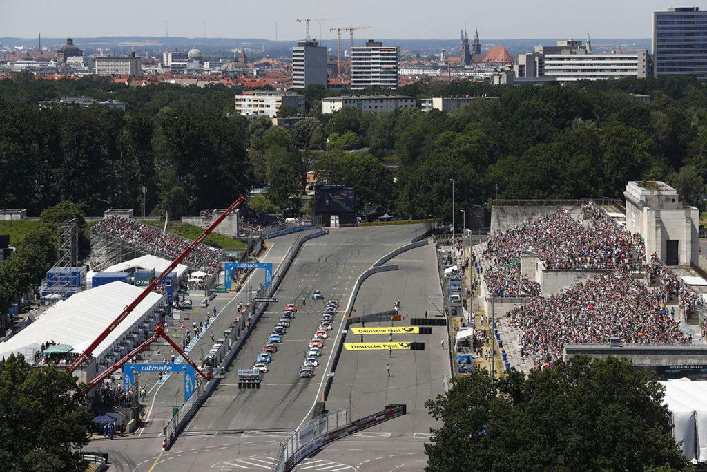 DTM am Norisring wird das Saisonfinale 2021 stattfinden