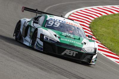 DTM Sophia Flörsch Lausitzring 2021