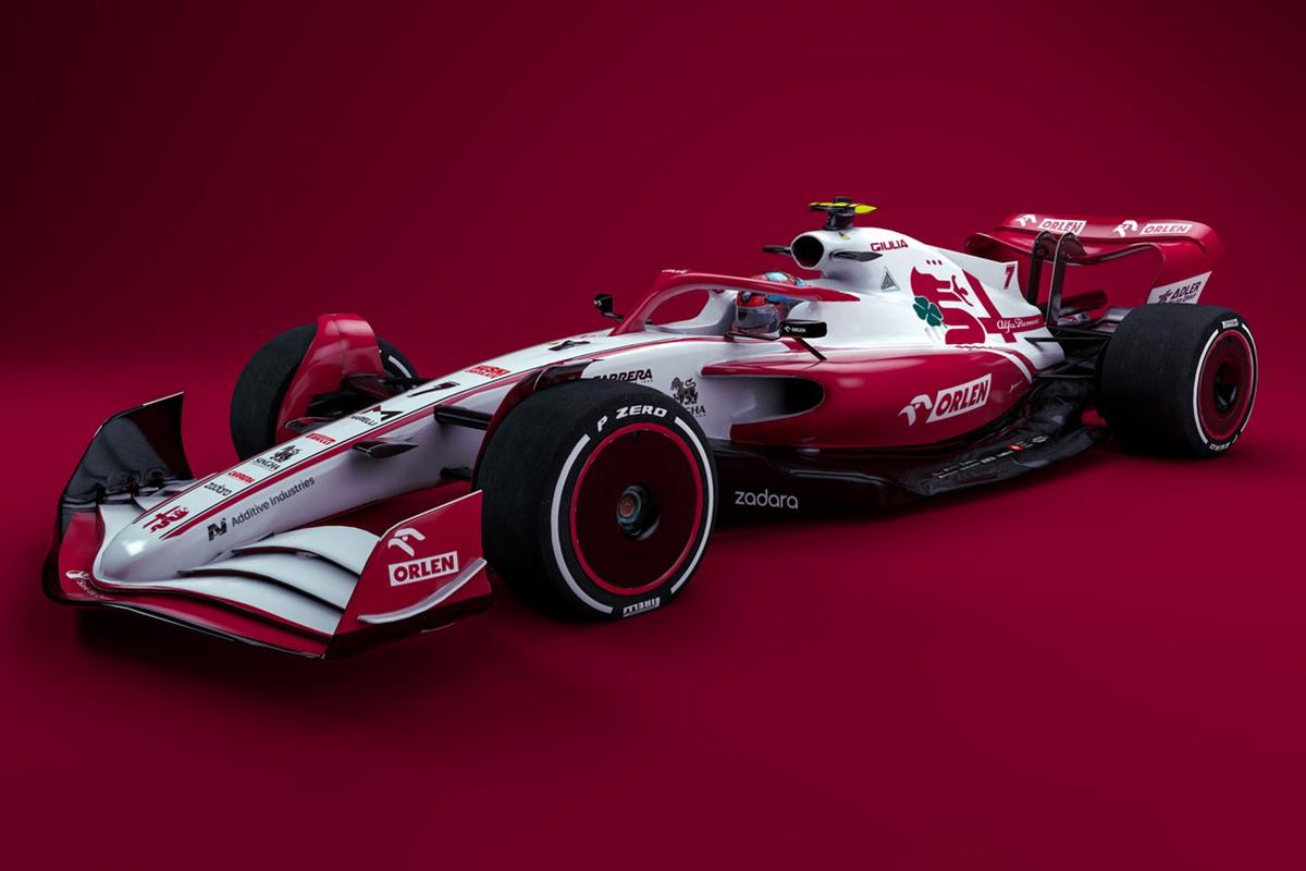 F1 2022 Alfa Romeo