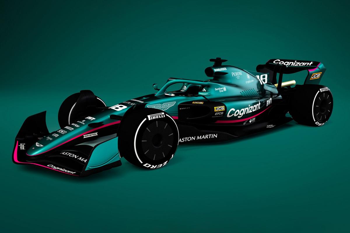 F1 2022 Aston Martin