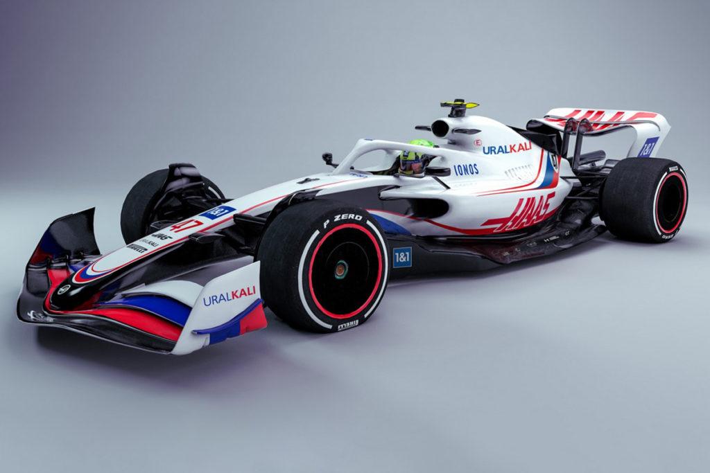 F1 2022 Haas