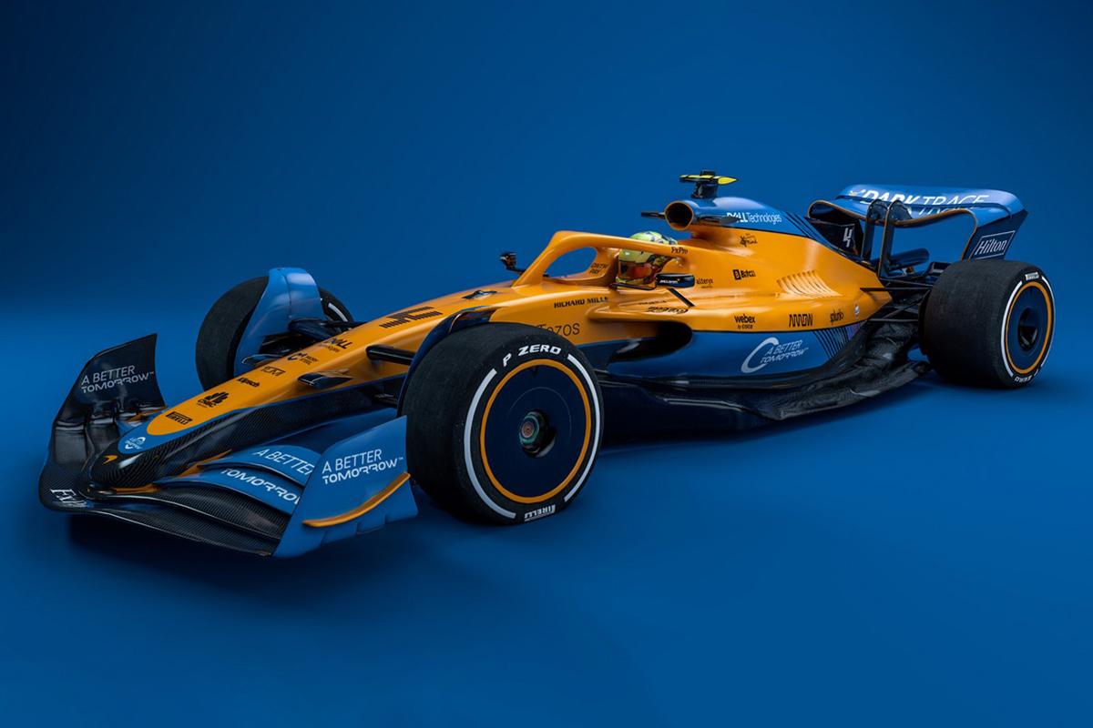 F1 2022 McLaren