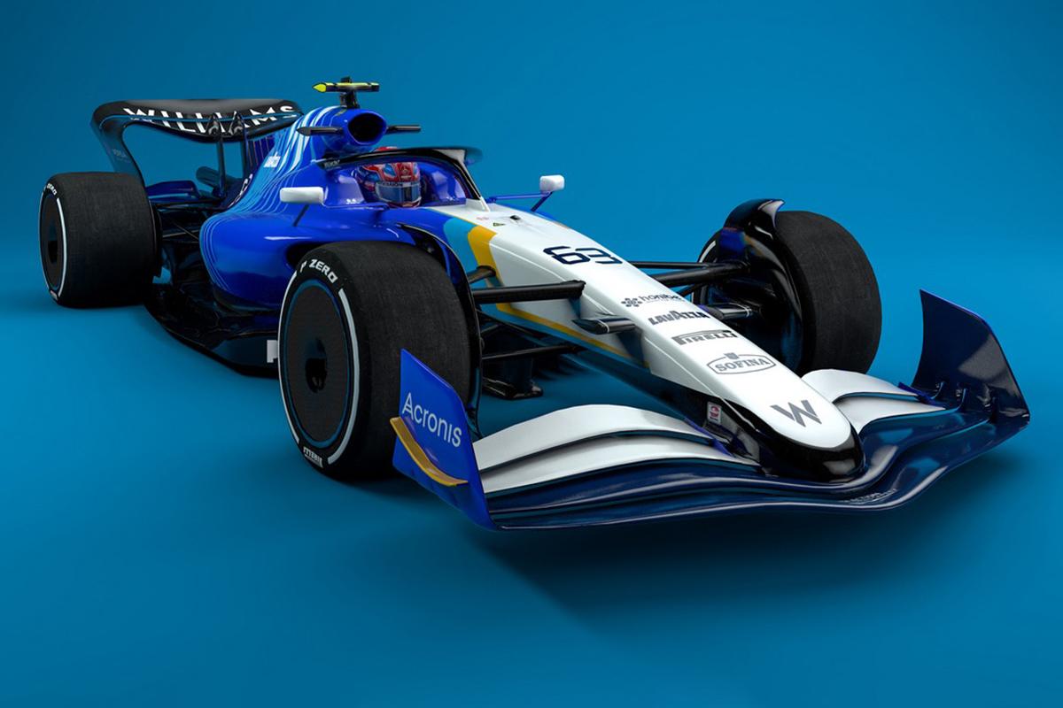 F1 2022 Williams