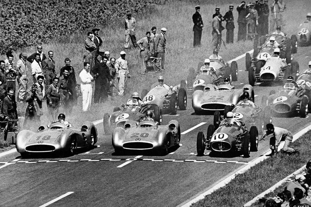 Formel 1 Start 1954