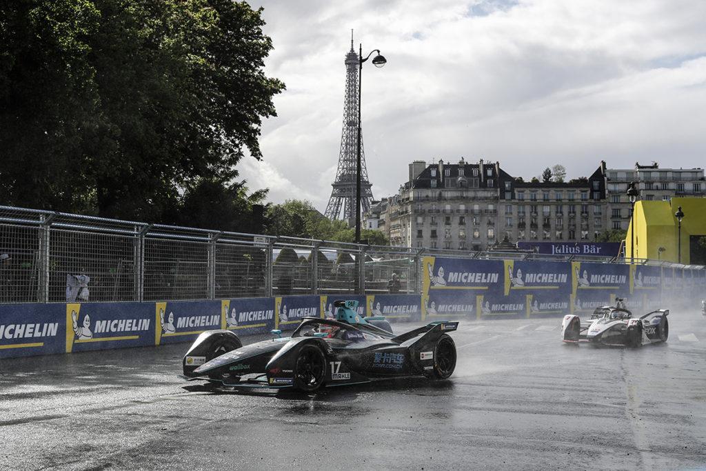 FIA Formel E Paris ePrix