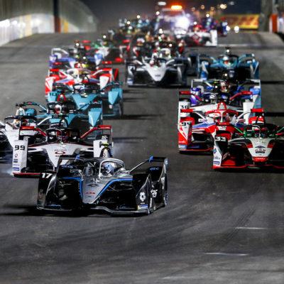 FIA Formel E Start ePrix