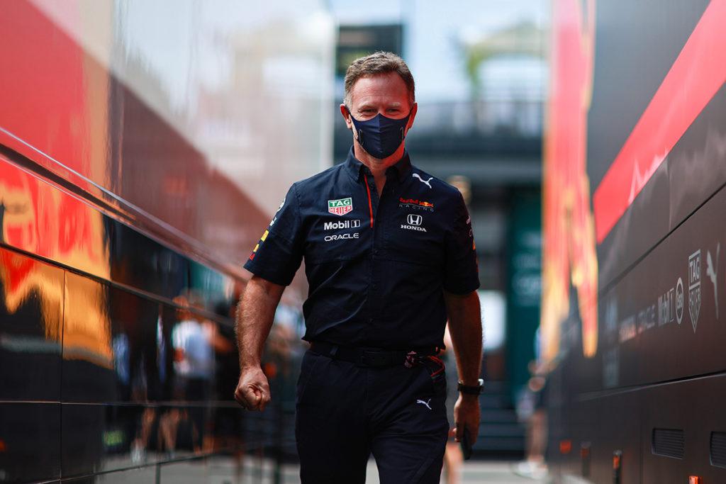 Formel 1 Christian Horner Red Bull 2021