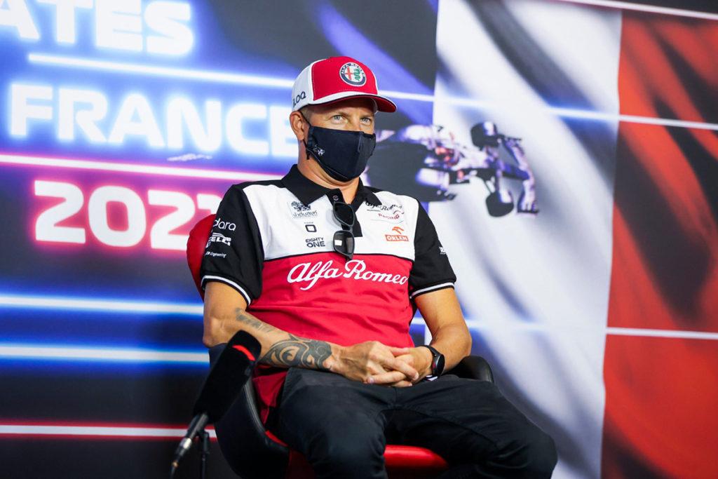Formel 1 Kimi Raikkönen Alfa Romeo 2021