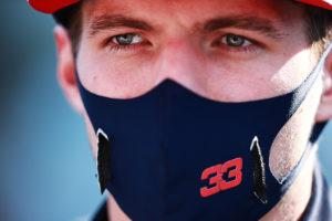 Formel 1 Max Verstappen Red Bull 2021 Ungarn GP