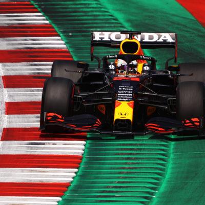 Formel 1 Max Verstappen Red Bull Österreich GP 2021 Rennen