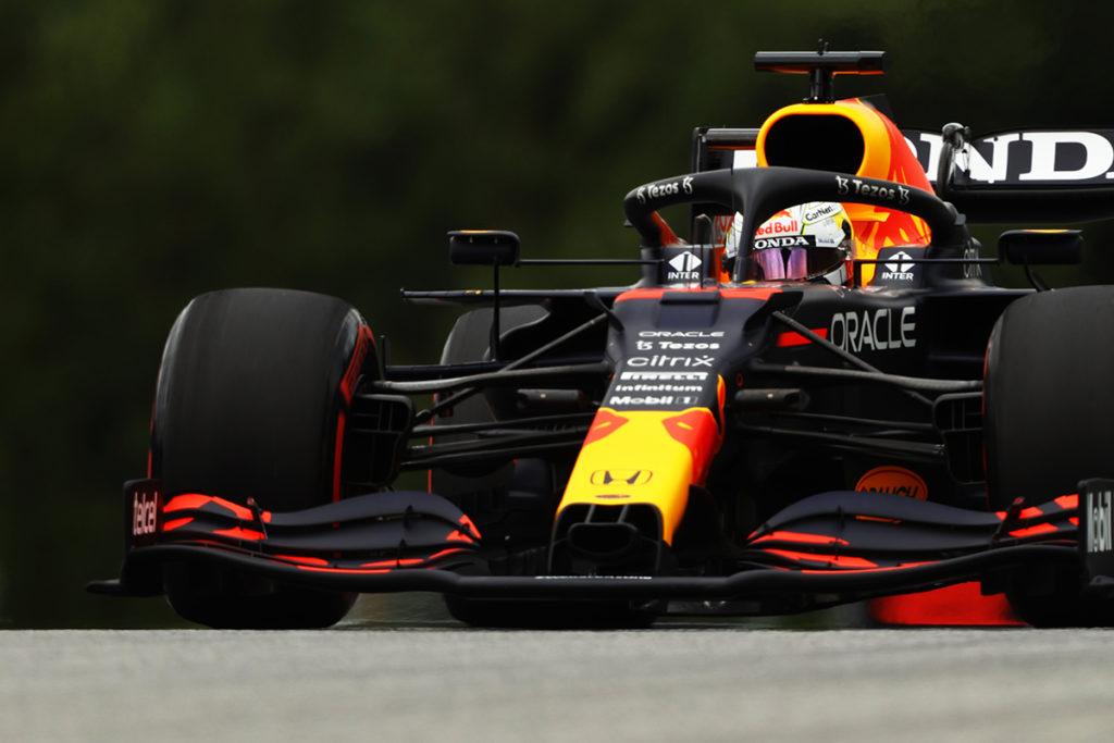 Formel 1 Max Verstappen Red Bull Österreich GP Spielberg 2021