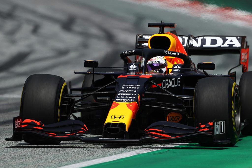 Formel 1 Max Verstappen Red Bull 2021