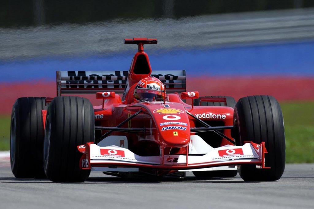 Formel 1 Michael Schumacher 2003