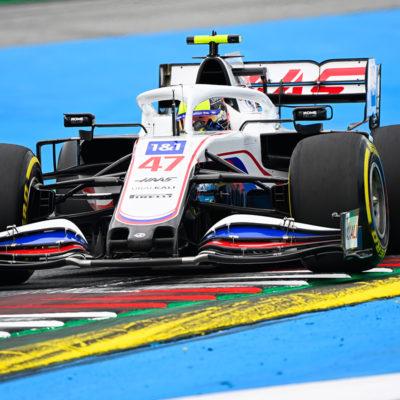 Formel 1 Mick Schumacher Haas Spielberg Österreich GP 2021 FP2