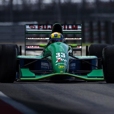 Formel 1 Mick Schumacher Jordan Michael Schumacher 2021 01