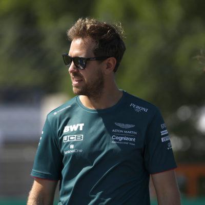 Formel 1 Sebastian Vettel Aston Martin 2021