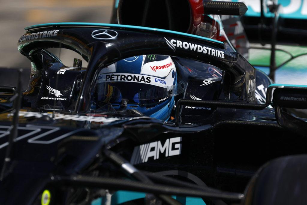 Formel 1 Valtteri Bottas Mercedes Österreich GP 2021