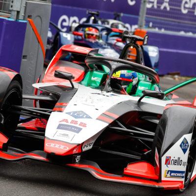 Formel E Audi 2021 Lucas di Grassi