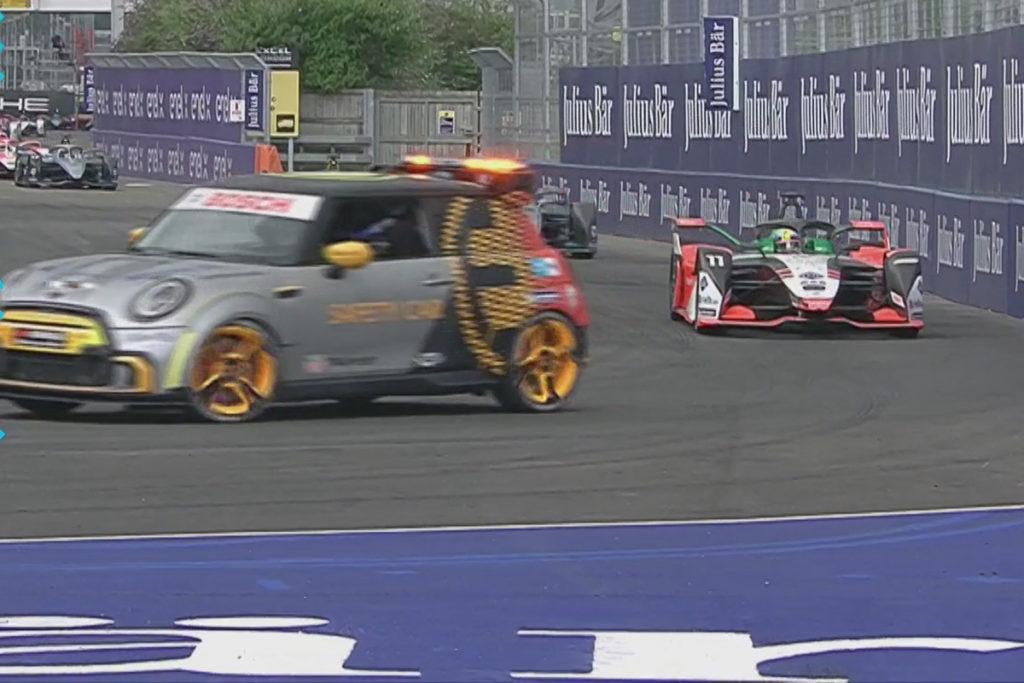 Formel E London ePrix Lucas di Grassi 2021 Audi