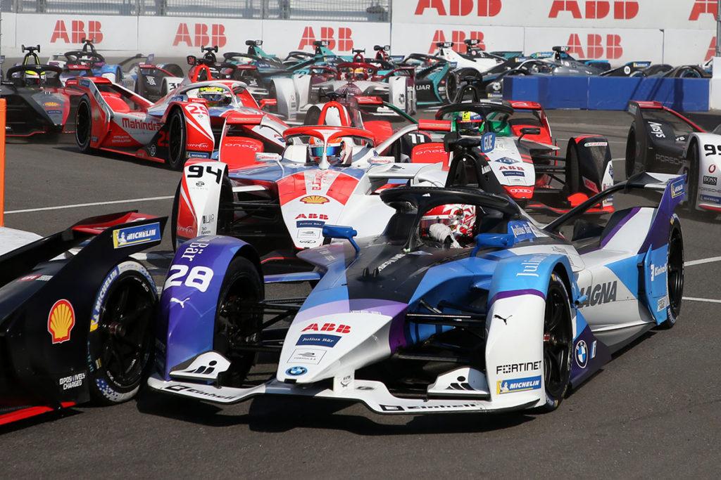 Formel E Maximilian Gunther BMW NY ePrix 3 2