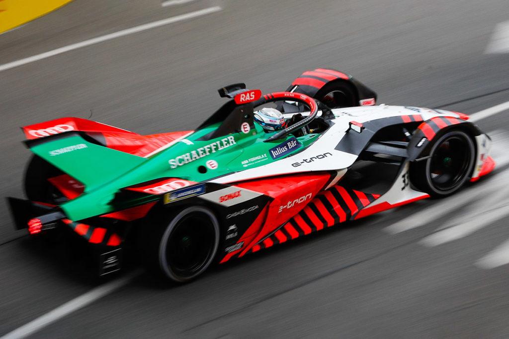 Formel E in London: Audi für Trickserei bestraft
