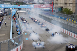 FIA Formel E 2021 Start New York ePrix