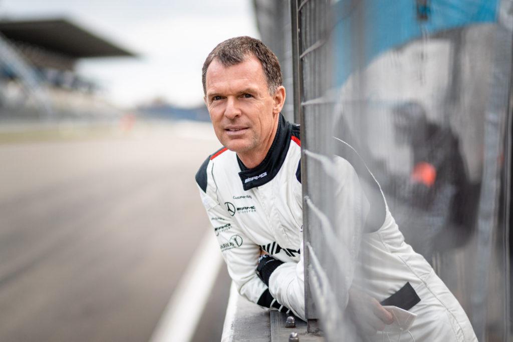 Hubert Haupt DTM Lausitzring 2021