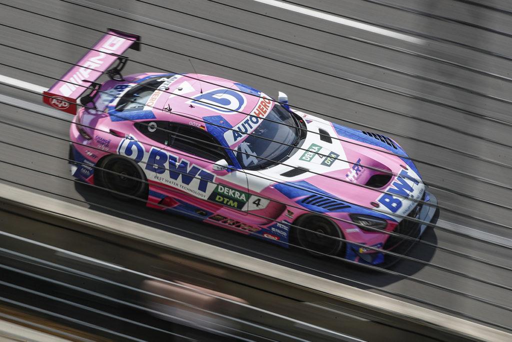 Maximilian Götz DTM Lausitzring 2021