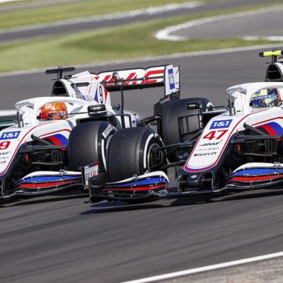 Mick Schumacher Haas Formel 1 Silverstone 2021