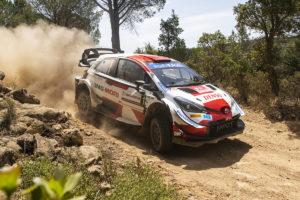 WRC Toyota Sebastien Ogier