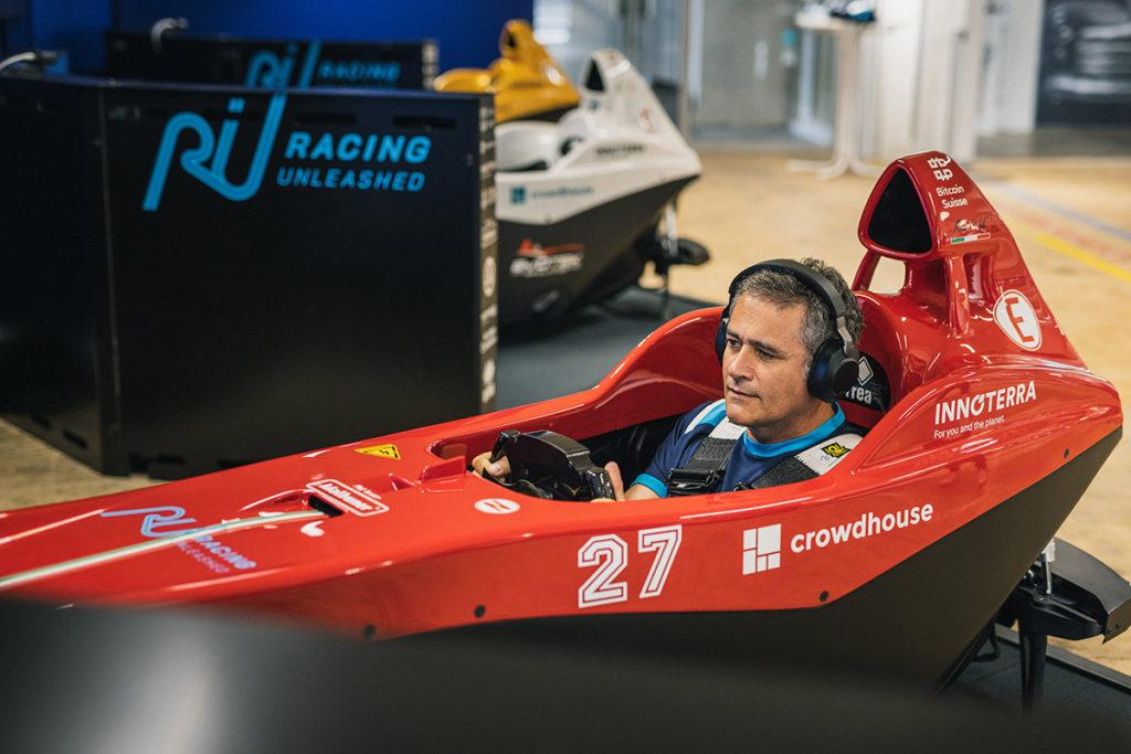 Racing Unleashed Karl Wendlinger Formel 1