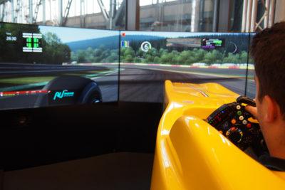 Racing Unleashed Münchener Motor World Simracing 2021