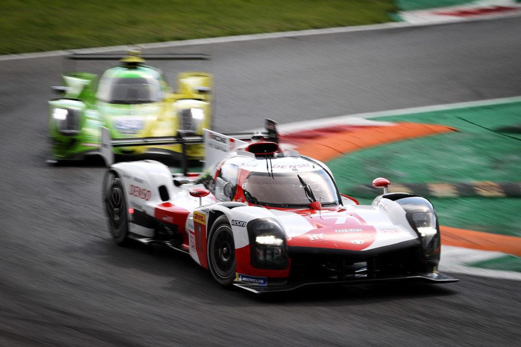 Toyota Hypercar WEC Monza 2021