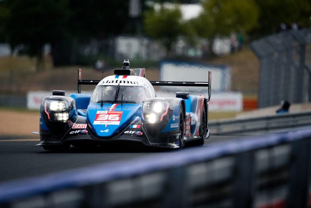 24h Le Mans Alpine 2021