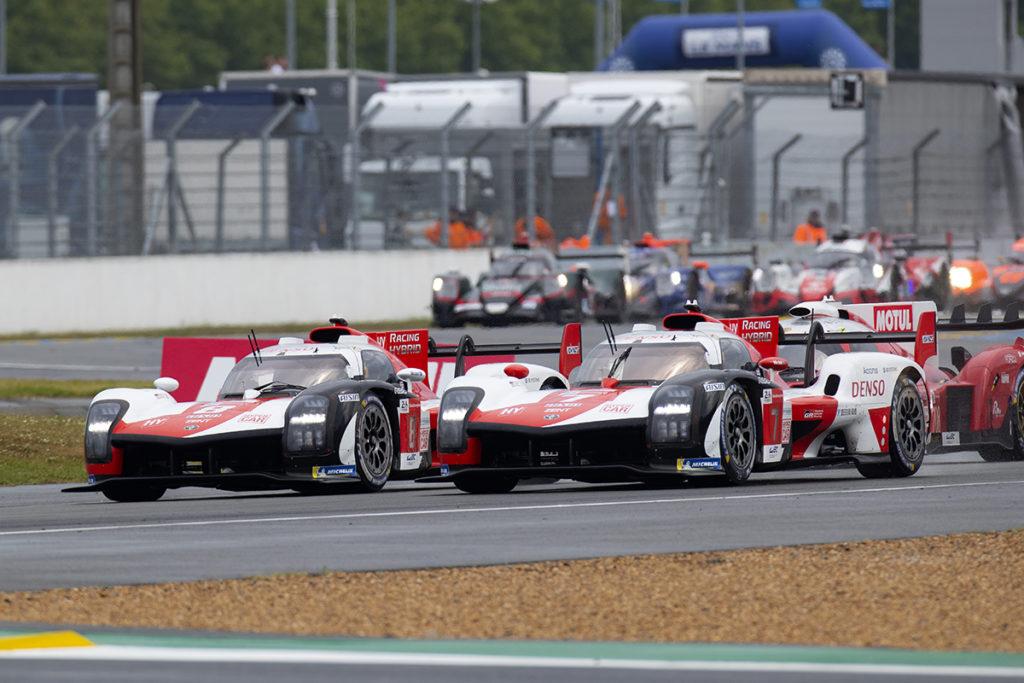 Toyota 24h Le Mans 2021 Sieger