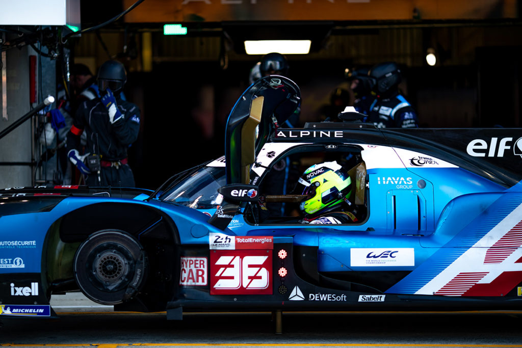 24 Stunden Le Mans Alpine