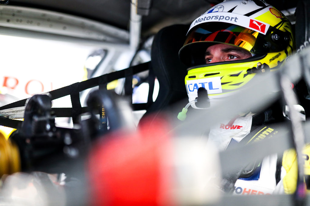 Timo Glock macht den Alonso
