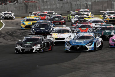 DTM Start am Nürburgring 2021