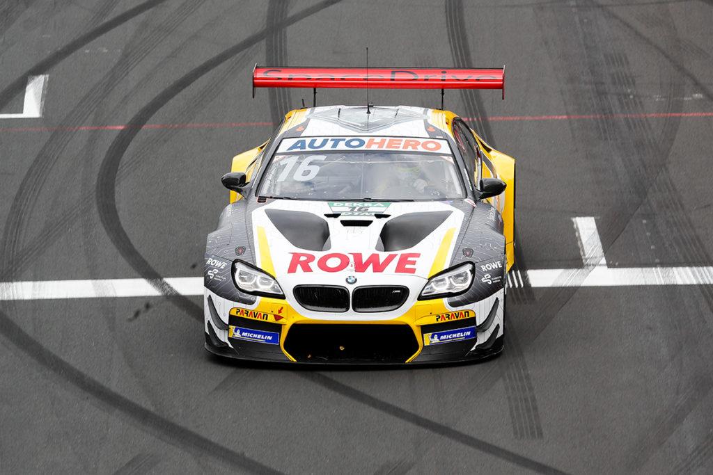 DTM Timo Glock BMW ROWE 2021