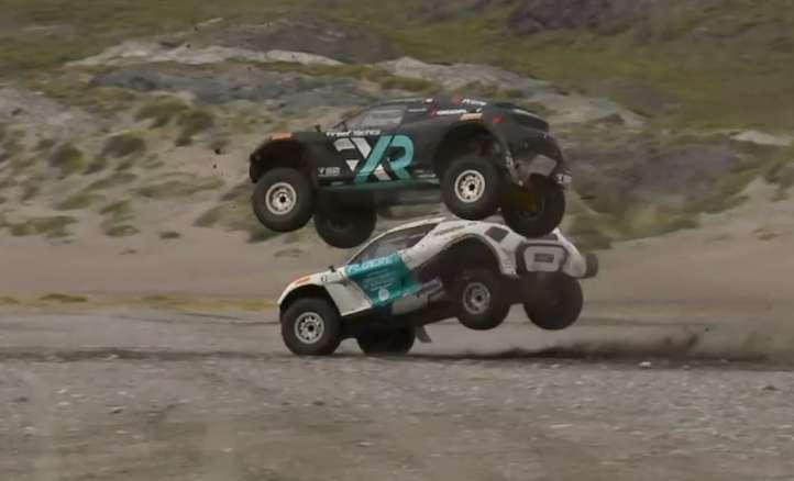 Extreme E Arctic XPrix 2021