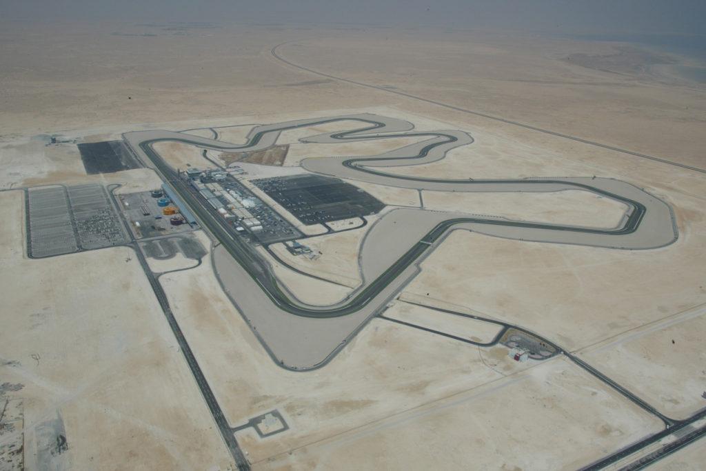 Formel 1 Losail International Circuit 01