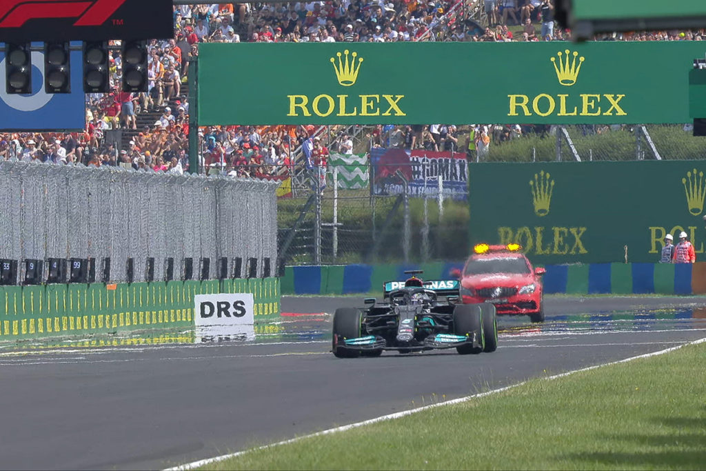 Formel 1 Restart Ungarn GP 2021