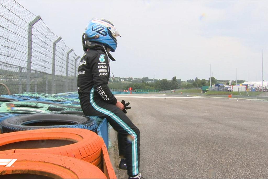 Formel 1 Valtteri Bottas Ungarn GP 2021