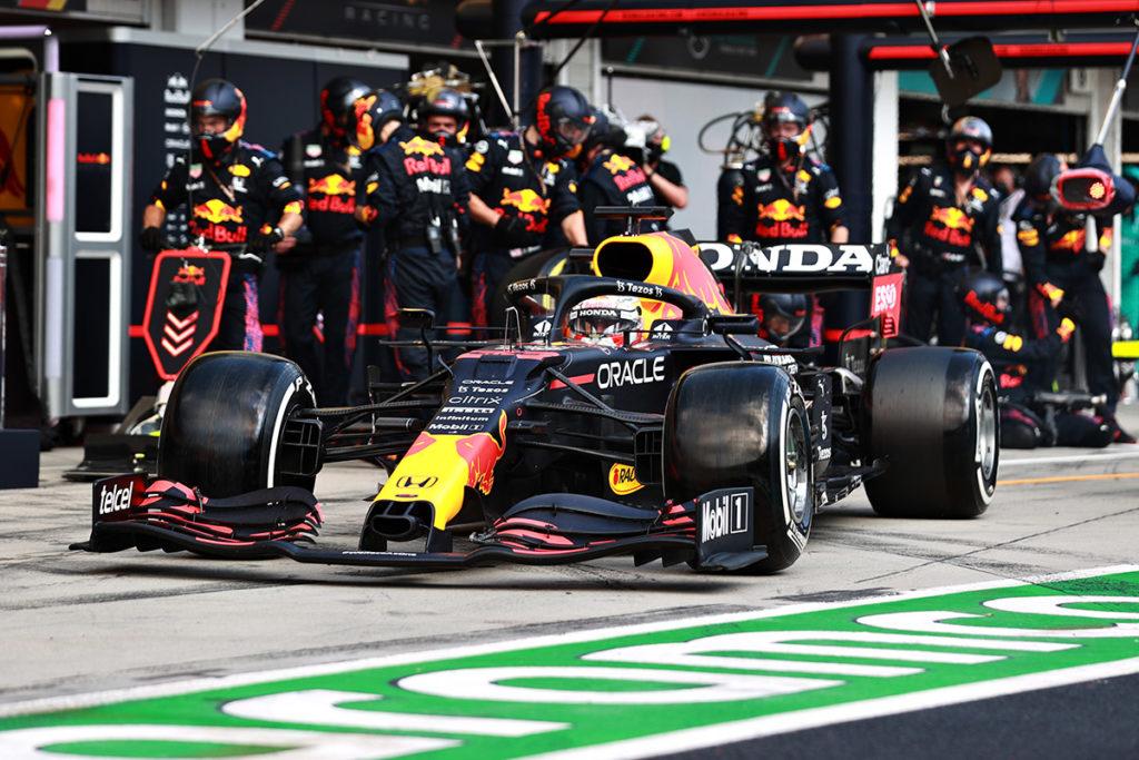 Formel 1 Max Verstappen Red Bull Ungarn GP 2021