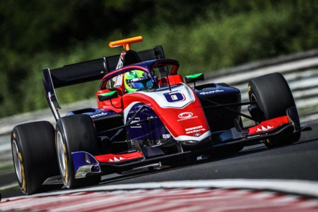 Formel 3 David Schumacher 3 2