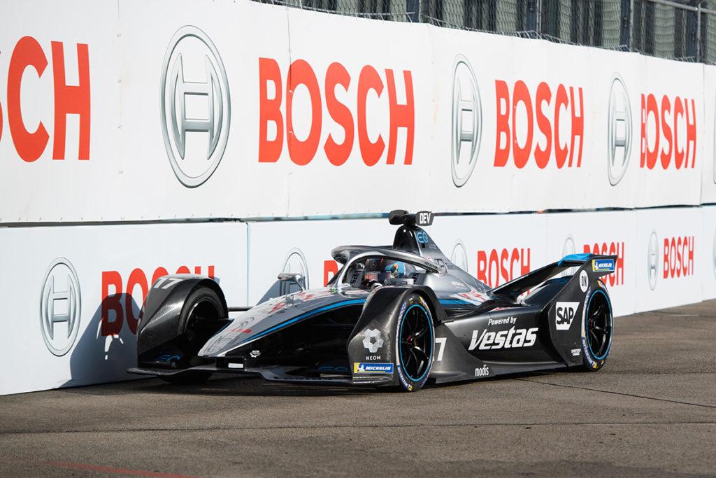 Nyck de Vries Formel E Mercedes Berlin 2021