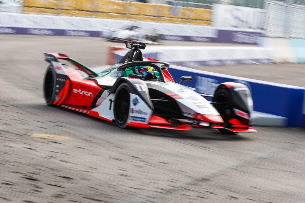 Formel E Lucas di Grassi Audi Berlin e Prix 2021