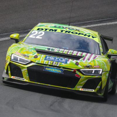 Formel-2-Pilot Lirim Zendeli Startet in der DTM Trophy am Nürburgring 2021