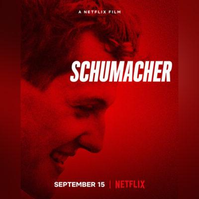 Netflix Michael Schumacher Dokumentation Poster