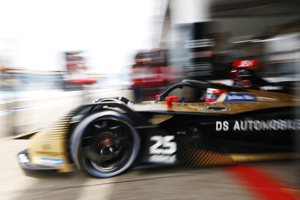 Jean-Eric Vergne, Formel E, Berlin, DS Techeetah